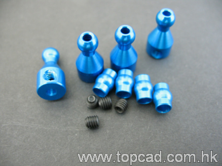 Alloy Stabilizer Ball End Set for M-03