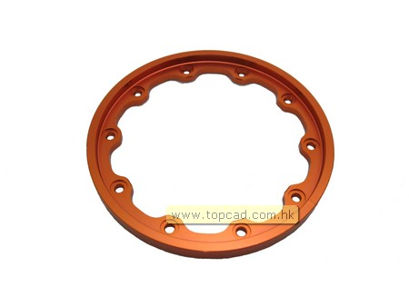 Alloy Out Ring only (4) for LC40