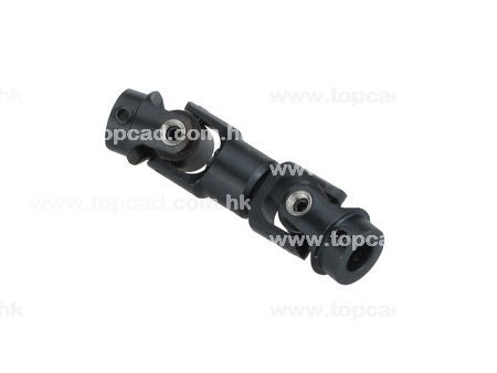 HD Centre Universal Shaft for Tractor Truck 45-55mm (1)