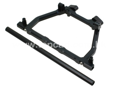 Alloy Cage Center & Front for Axial EXO