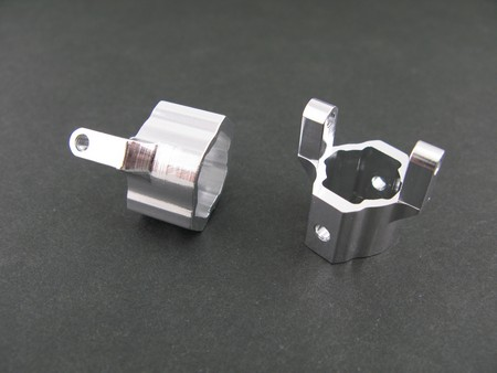 Alloy Castor Block (2) for SCX-10