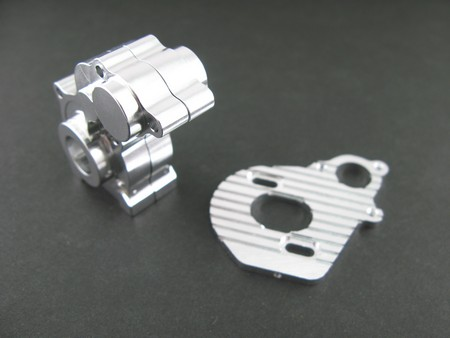Alloy Center Gearbox for SCX-10