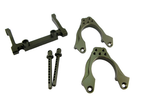 Alloy Front Shock Mount for SCX-10