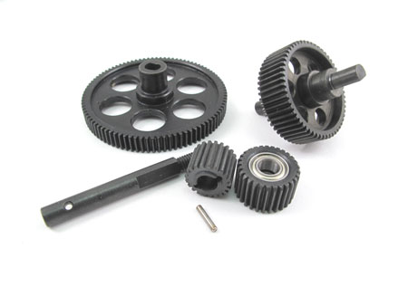 HD Gear set for SCX-10