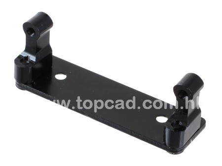 Alloy Servo Mount for Axial Wraith
