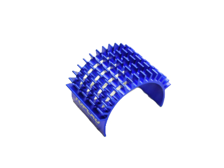 Wrap Around 380 Motor Heat Sink / 70-Fins 23mm