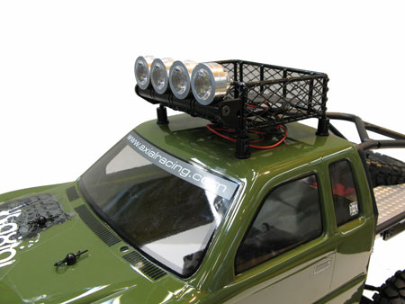Alloy Roof Sport Light type II (adjustable angle)