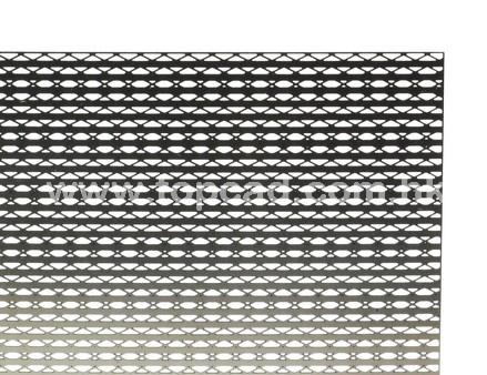 Front Grill material for Model Car / Diamond