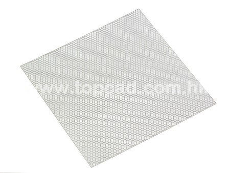Front Grill material for Model Car / L Hexagon