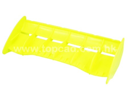 Rear Wing for 1/8 Offroad Buggy