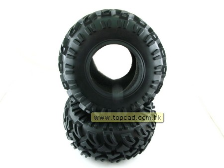 2.2 Tire only (2) / pattern B for Crawler