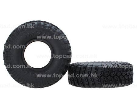 1.9 Tire only (2) / MT+Wet for Crawler