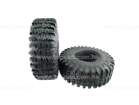 1.9 Tire only  (2) / MT2 for Crawler