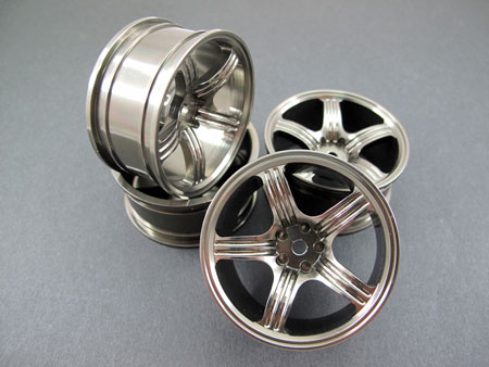 Semi-Forged Wheel only Concave-5 (2) for 1/10