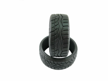 1/10 Drift Tire only / (2) Pattern A