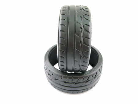 1/10 Drift Tire only / (2) Pattern B