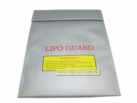 Lipo Safe Guard-for charging or storage / Large
