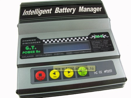 G.T.Power A6 1-6S Digital Balance Charger/Discharger