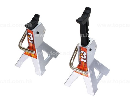 Topjack Stands / 3 Tons (2)