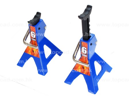 Topjack Stands / 6 Tons (2)