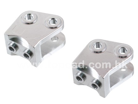 Alloy Lower Suspension Link mount (2) for Axial Wraith