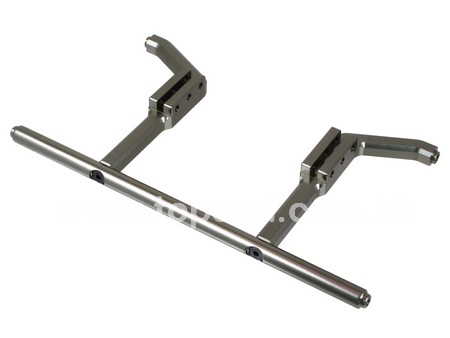 Alloy Rear Shock Mount for Axial Wraith