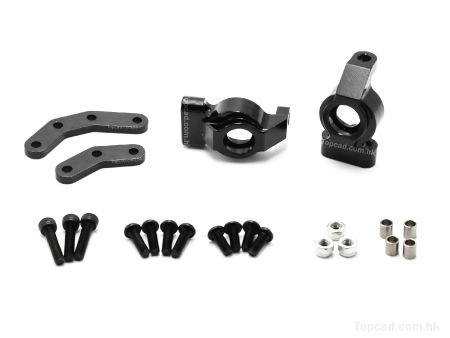 Alloy Steering Block (set) for Enduro Truck