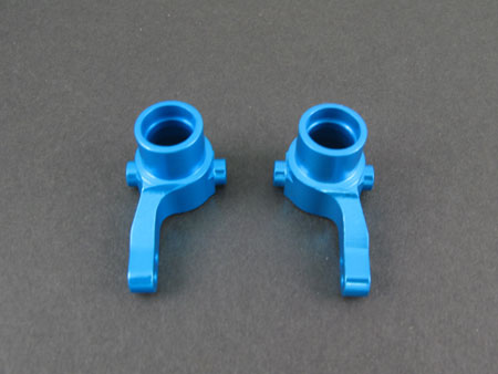 Alloy Front Steering Block (2) for M06